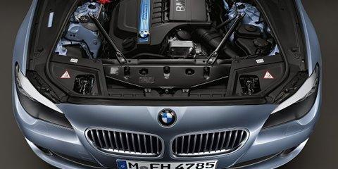 2012 BMW ActiveHybrid 5 set for Australia