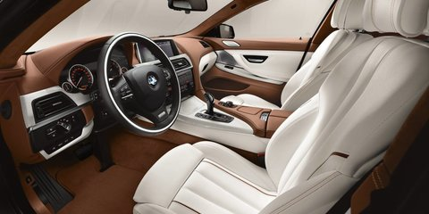 BMW 6 Series Gran Coupe Unveiled