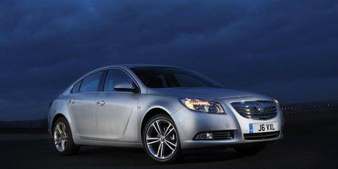 Insignia BiTurbo not part of Opel Australia's plans... yet