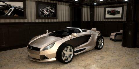 Dartz Jo-MOJO bulletproof convertible headed to Monaco