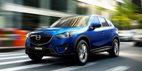Mazda: New Cars 2012