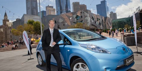 Nissan LEAF Australian pricing announced