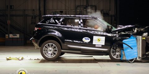 MINI Countryman, Range Rover Evoque: Four-star ANCAP ratings