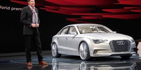 Audi designer heads to Volkswagen