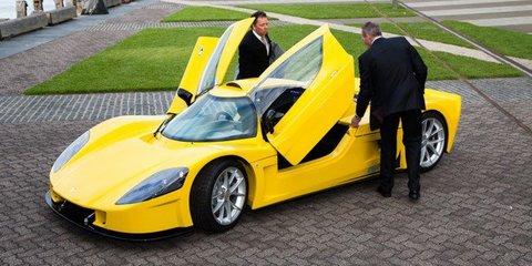 Varley evR-450: Australian-made electric sports car details revealed
