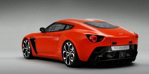 Aston Martin: New Cars 2012