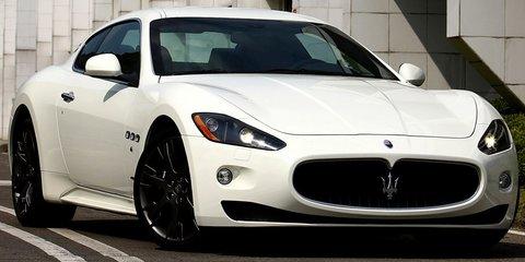 10-year-old boy crashes dad's $200,000 Maserati