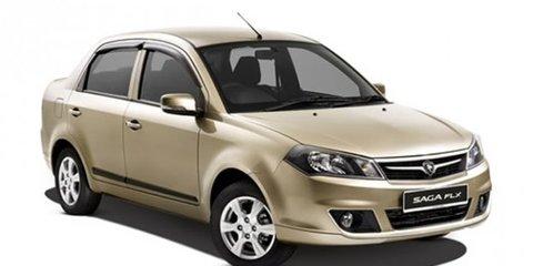 Proton: New Cars 2012
