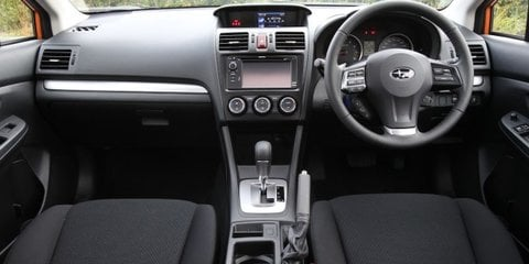 2012 Subaru XV: Australian prices and specifications