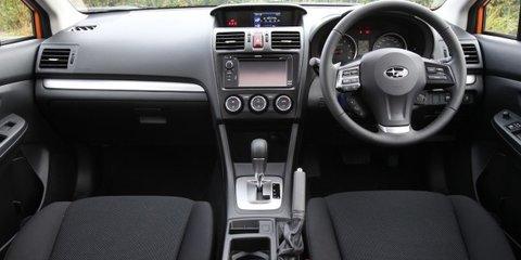 2012 Subaru XV: Australian prices and specifications