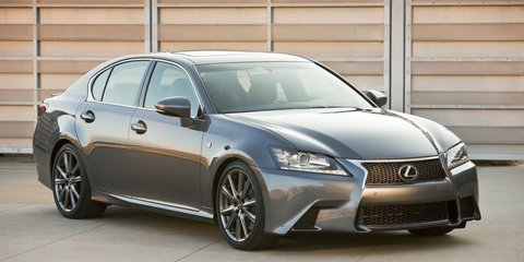 Lexus: New Cars 2012