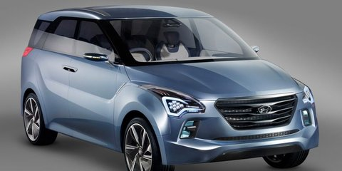 Hyundai HND-7 Hexa Space Concept revealed