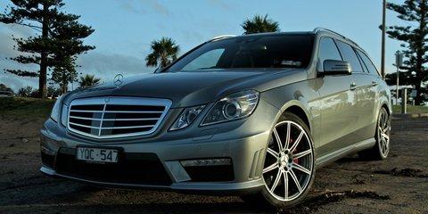 Mercedes-Benz E63 AMG Estate Review