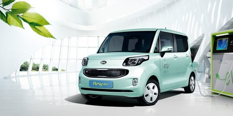 Kia Ray: Korean brand's first-ever production EV