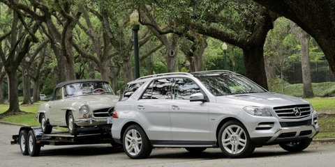 2012 Mercedes-Benz ML throws down gauntlet to Audi Q7 and BMW X5