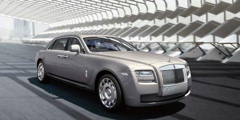 Rolls-Royce: New Cars 2012