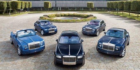 Rolls-Royce breaks sales record in 2011, Bentley up 37 per cent