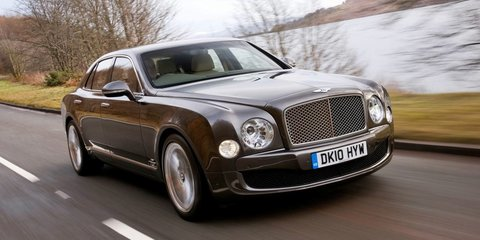 Bentley targets big-name Maybach owners