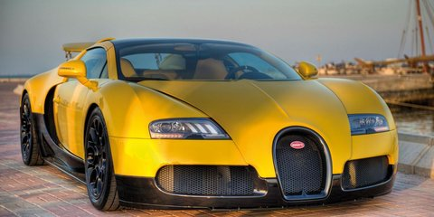 Transmission deal could pave way for Bugatti Veyron 'Super Grand Sport'
