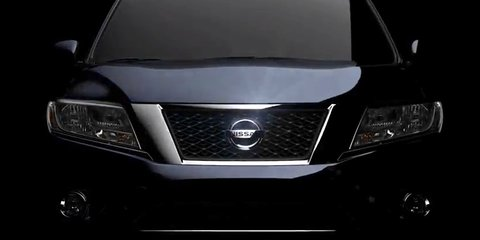 2013 Nissan Pathfinder previewed in concept images