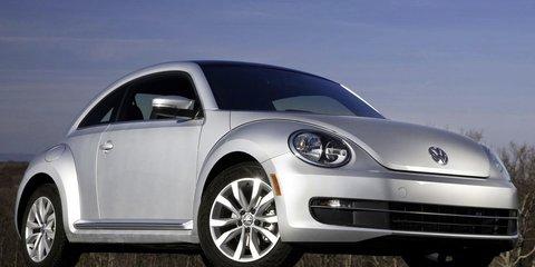 2013 Volkswagen Beetle TDI set for Chicago show