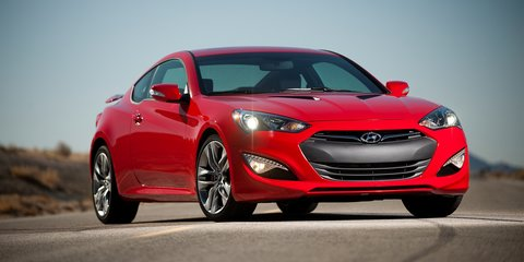 Hyundai Genesis: special badges possible but no sub-brand