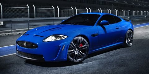 Jaguar confirms next-generation XK coupe, but XF may be replaced first