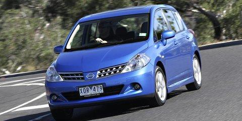 2006-2012 Nissan Tiida recalled for Takata airbag fix