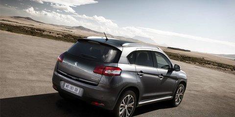 Peugeot 4008 revealed ahead of Geneva debut