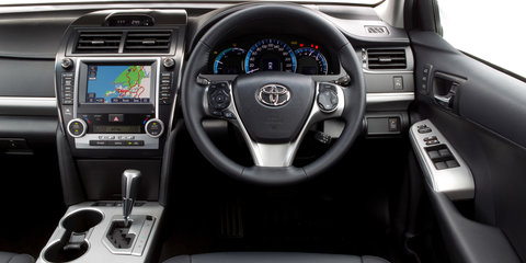 Toyota Camry Hybrid Review
