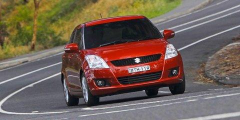 Suzuki Swift recalled in Australia: 11,000 cars affected