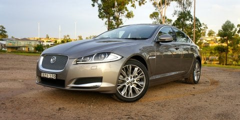 Jaguar XF recalled for fuel pipe fix