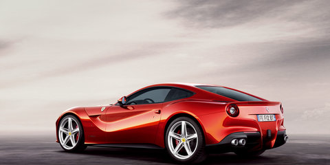 Ferrari F12 Berlinetta: The fastest Ferrari ever revealed