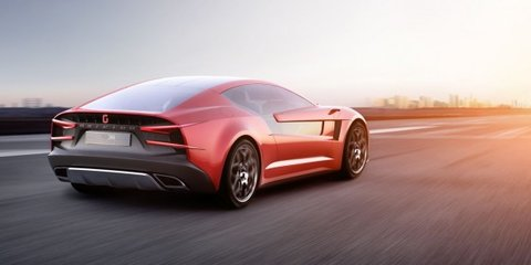 Giugiaro Brivido concept unveiled
