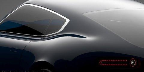 Jaguar E-Type Concept: new take on classic sports car