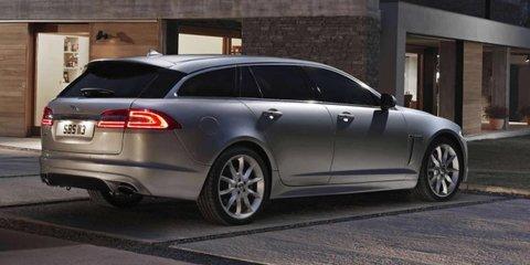 Jaguar XF Sportbrake confirmed for Oz in original decision back-flip