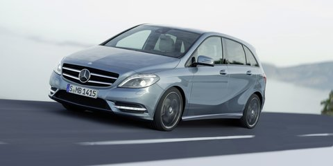 Mercedes-Benz B-Class: Review