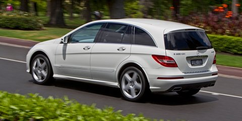Mercedes-Benz R-Class future clouded after US axe