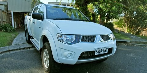 Mitsubishi Triton Review