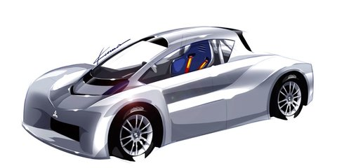 Mitsubishi i-MiEV to run at Pikes Peak