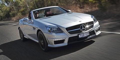 Mercedes-Benz SLK55 AMG: Review