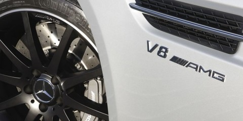 Mercedes-AMG kills off naturally aspirated V8, prepares for electrification