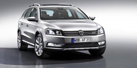 "VW Passat Alltrack: Volkswagen's ""anti SUV"" option"