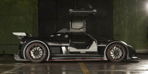 Gumpert Apollo Enraged Amp R Models Unleashed Photos