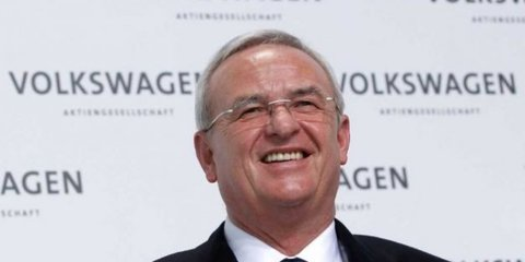 Former Volkswagen CEO charged over Dieselgate scandal