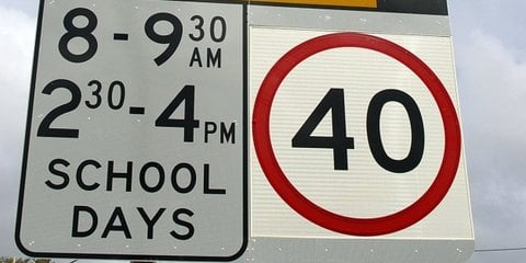 NSW goverment: 40km/h zones are saving lives, expect more