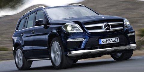 Mercedes-Benz GL-Class range updated