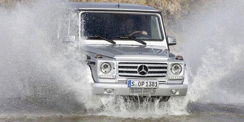 Mercedes-Benz G-Wagen not facing the scrapheap despite ever-tightening regulations