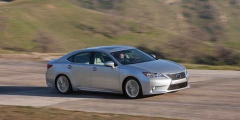 Lexus ES set for Australian return