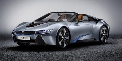 Next BMW i8 could have 560kW, autonomous EV coming - report